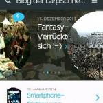 Smartphone Screenshoot